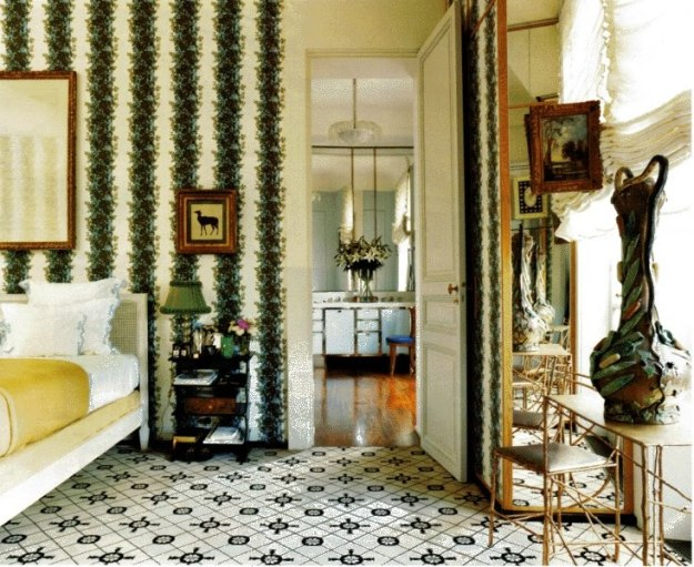 11. mathilde  agostinelli bedroom