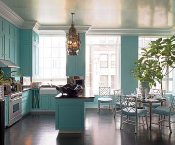 Veronica Swanson Blue Powered Kitchen