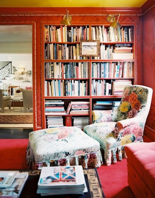 ruthie sommers red library